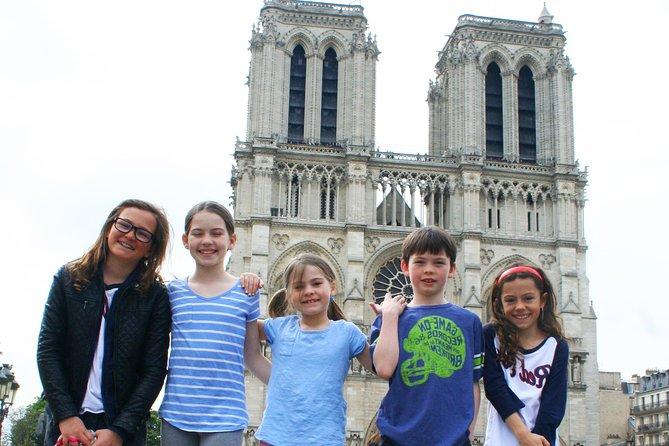 Tour privato di Parigi Notre Dame Pantheon e Quartiere Latino per bambini e famiglie