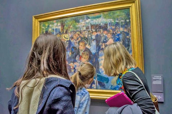 Skip-the-line Paris Orsay Museum Private Tour for Kids and Families