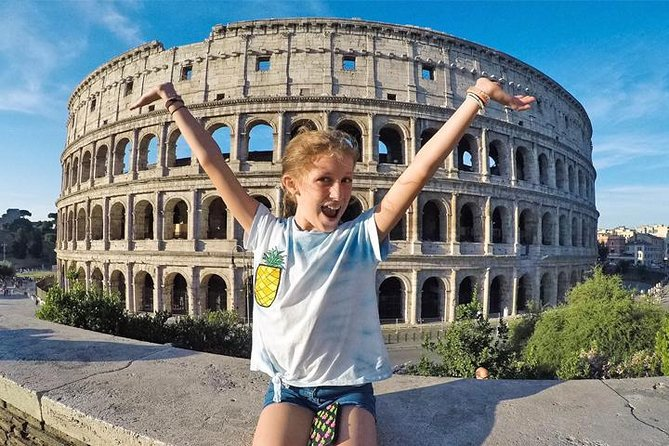 Private Shore Excursion from Civitavecchia Port to Rome for Kids and Families
