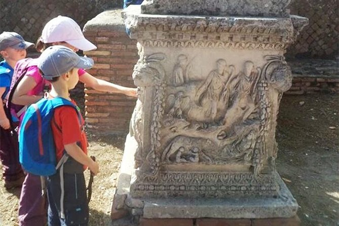 Private Caracalla Baths and Circus Maximus Tour for Kids and Families