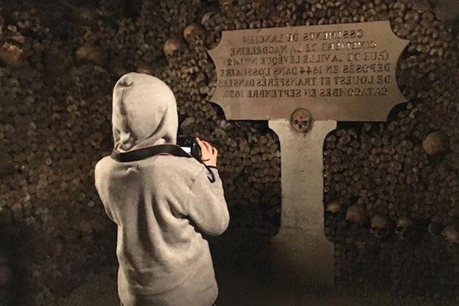 Paris Catacombs Kids and Families Tour
