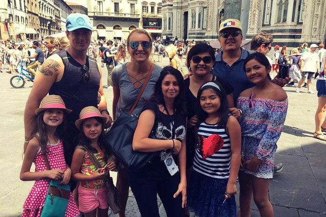 Skip-the-Line Accademia and Michelangelo's David Tour for Kids and Families