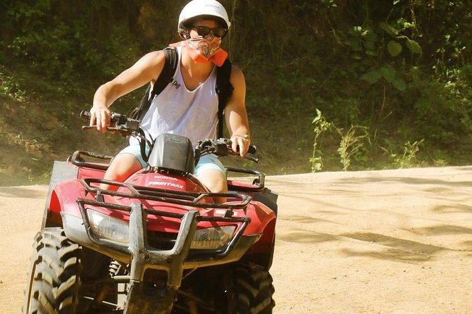 ATV TOUR JUNGLE ADVENTURE SINGLE RIDER