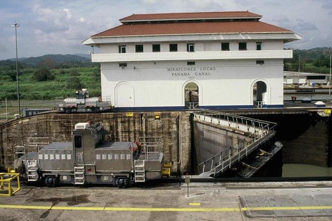 Cidade do Panamá e o Canal