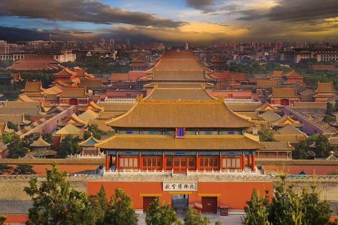 The most popular packages in Beijing with english speaking driver service