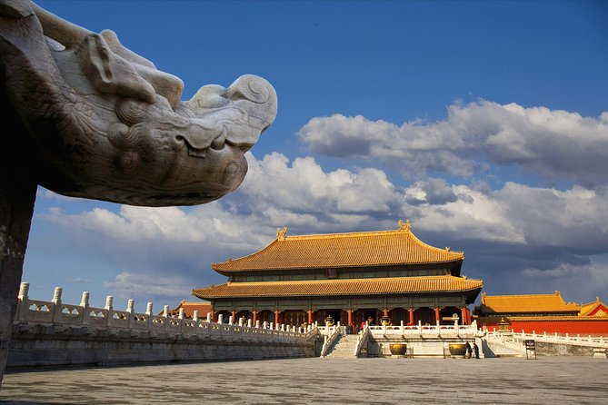 Day Trip to Forbidden City, Tiananmen Square, Temple of Heaven, Summer Palace By Van