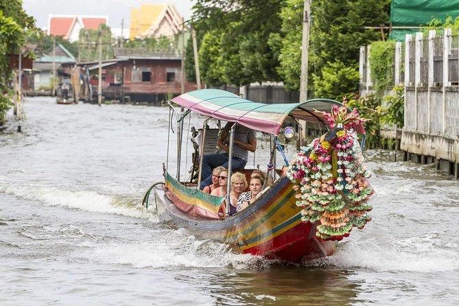 Bangkok noi canal