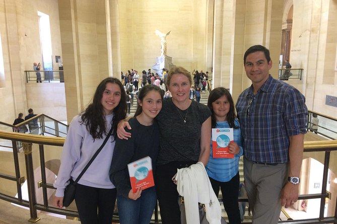 Family Treasure Hunt at the Louvre Museum