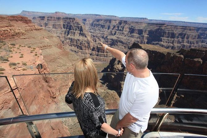 Viator Exclusive: Grand Canyon Helicopter Tour with Optional Below-the-Rim Landing and Skywalk Upgrade