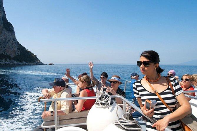 Sorrentokysten og Capri SeaSight