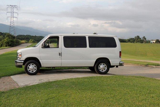 Puerto Vallarta Private Van Roundtrip Transportation