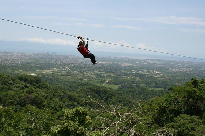 Puerto Vallarta Shore Excursion: Canopy Adventure Tour