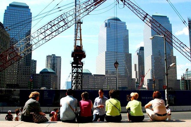 New York City World Trade Center Ground Zero Walking Tour 2021