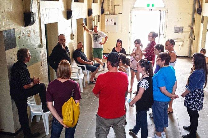 Prisoner Tour at Boggo Road Gaol