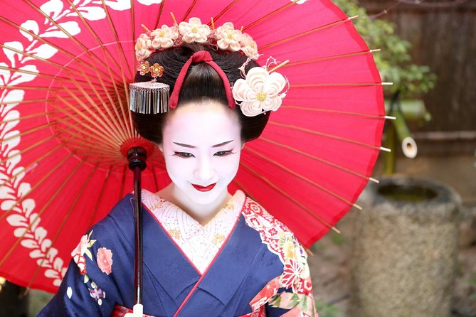 Turn Into a Maiko - Garden Plan - in Kyoto