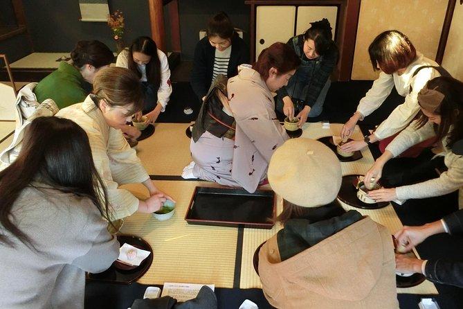 Te ceremoni i et arkitektonisk mesterværk i Shibamata & Tora-san Museum