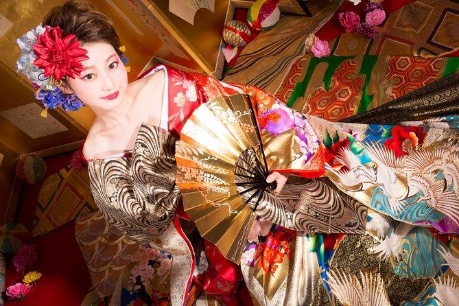 Bliv en autentisk Oiran i Osaka!