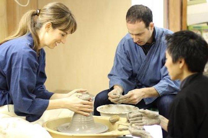 Craft a Kiyomizu Souvenir Cup in 30 Minutes