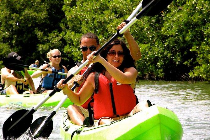 St Thomas Mangrove Lagoon Kayak and Snorkel Tour