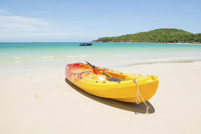 Kayak Rental in St John