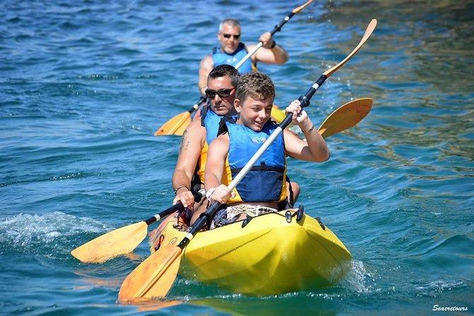 Safari plus Kayaking Tour from Albufeira
