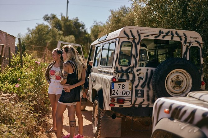 Algarve Half Day Jeep Safari Tour
