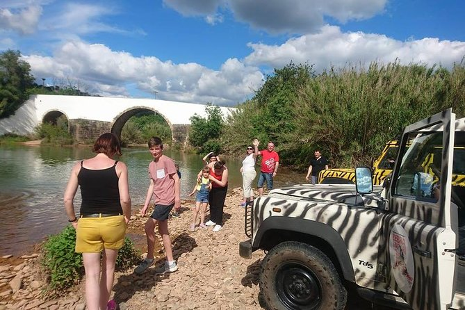 Albufeira Jeep Safari Tour with Lunch