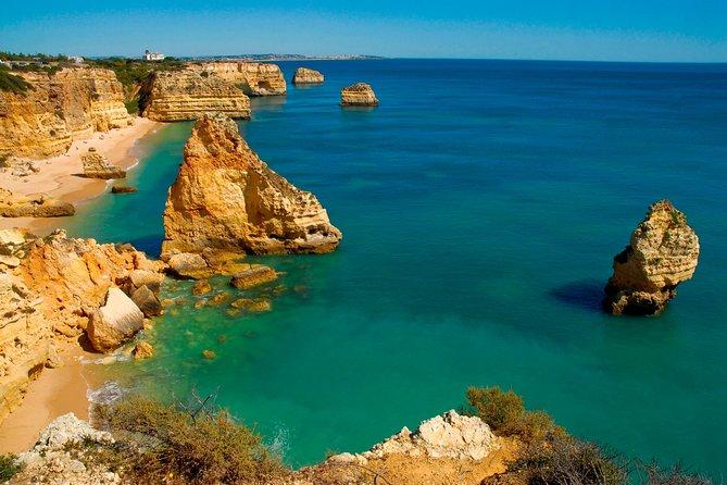 Algarve Coastline and Beaches Land Tour