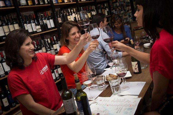 Excursão do vinho Malbec em Palermo
