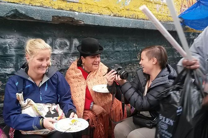 La Paz Small-Group Food and Markets Tour