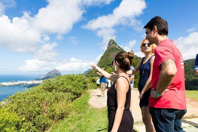 Rio de Janeiro Combo Tour: Santa Teresa, Corcovado, Christ & Copacabana
