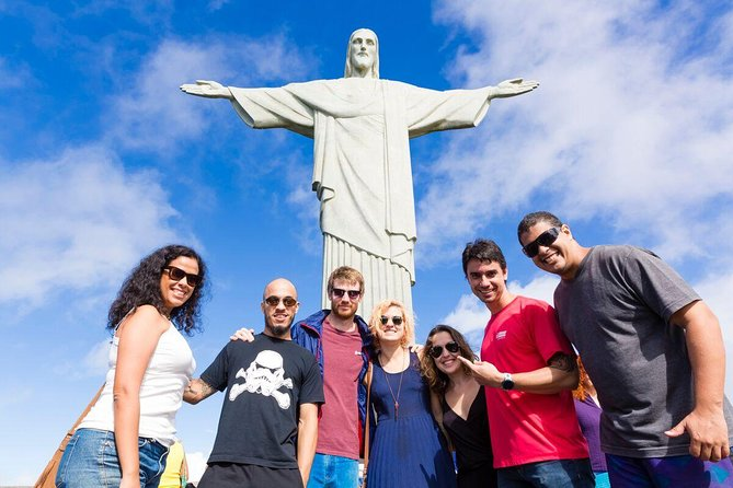 Corcovado, Christ Statue and Copacabana Beach Local Way