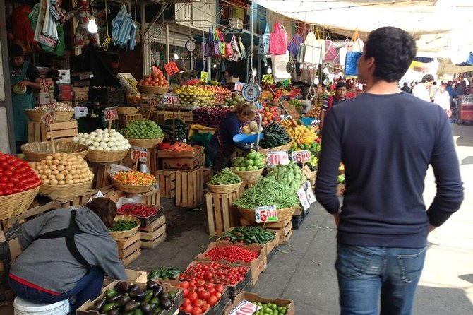 Mexico City Tour of Mexico City Markets & Teotihuacan Pyramids
