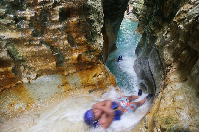 Puerto Plata: 6-Hours Damajagua Waterfalls and Local Food Discovery Tour
