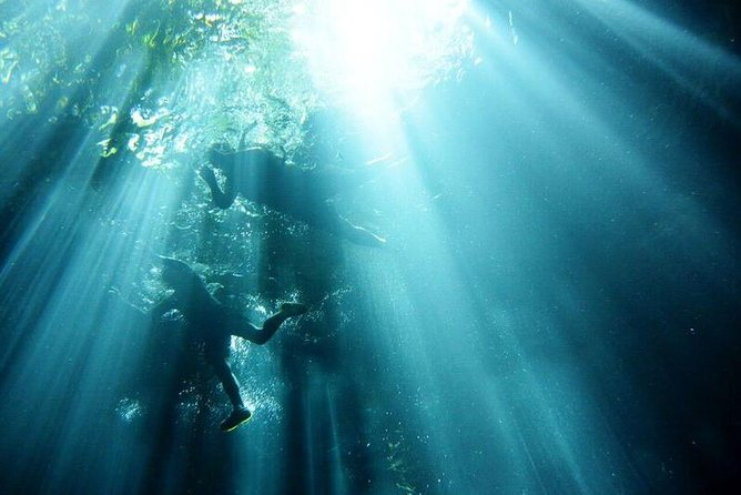 Small Group Subterranean Snorkel Adventure Tour