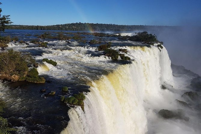 Guided Small-Group Tour to Brazilian Side of Iguassu Falls