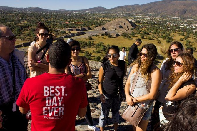 House of Gods: Shrine of Guadalupe & Teotihuacan Day-Trip