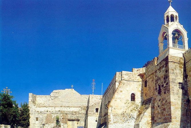 Little town of Bethlehem Half Day Tour from Jerusalem