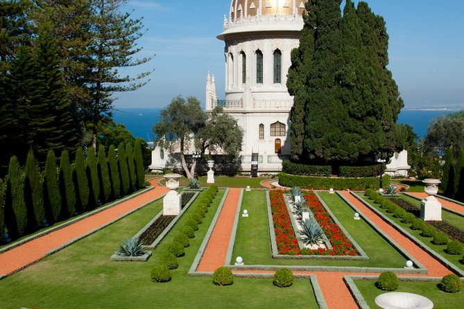 Visit the UNESCO listed Baha'i Gardens