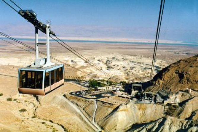 2-Day Best of Israel Tour from Tel Aviv: Jerusalem, Bethlehem, Masada and  the Dead Sea