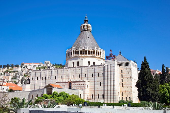 4-Day Christian Tour of Israel from Jerusalem