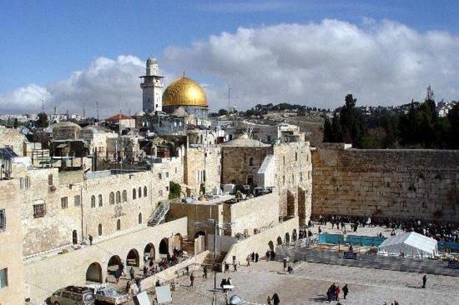Jerusalem Half Day Tour