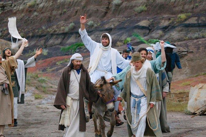 Domingo de Ramos em Jerusalém: missa em Betfagé e procissão pela Via Crúcis