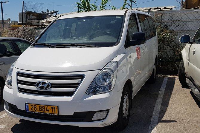 Private Transfer: From Jerusalem to Tel Aviv