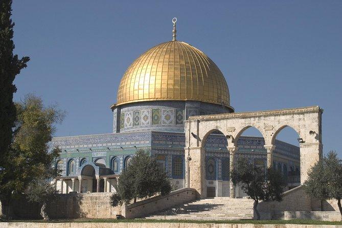 Hafia Shore Excursion: Private tour of Jerusalem and Bethlehem