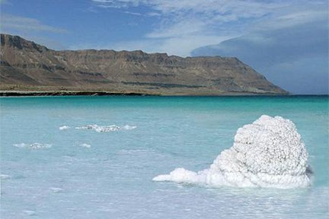 Dead Sea Health and Relaxation Tour from Jerusalem