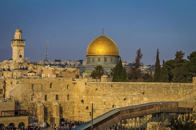 Jerusalem Super Saver: Day Tours of Jerusalem and Bethlehem and City of David and Underground Jerusalem