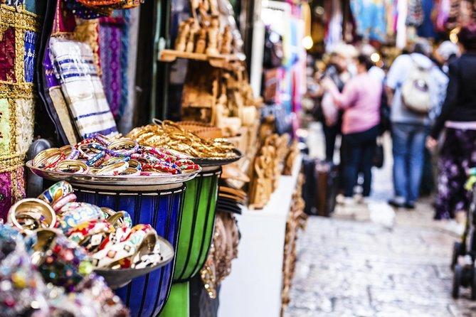 Tel Aviv Super Saver: Jerusalem and Bethlehem plus Jesus Footsteps Day Tour