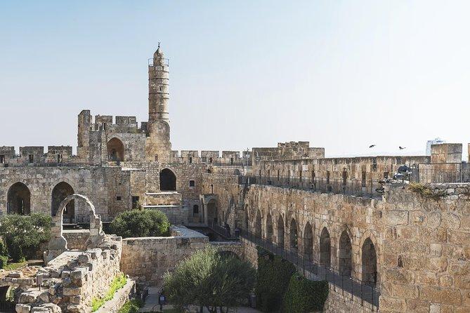 Tel Aviv Super Saver: Old Jerusalem Day Tour plus City of David Day Tour