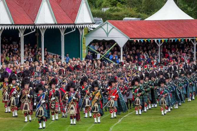 Scottish Highland Games Day Trip from Edinburgh